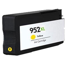 Compatible HP 952XL (LS067AN ) High Yield Ink Cartridge Yellow