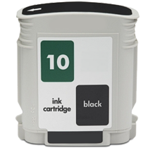 Compatible HP 10 Black -Ink  (C4844A)