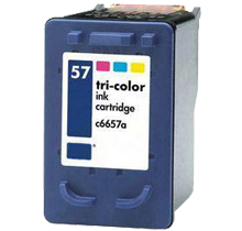 Compatible HP 57 Tri-Color -Ink  (C6657AN)