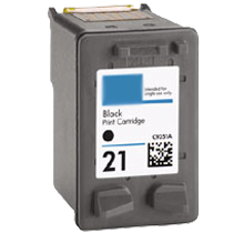 Compatible HP 21 C9351AN Black -Ink  (C9351AN)