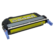 Compatible HP 642A Yellow -Toner  (CB402A)