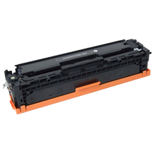 Compatible HP 125A Black -Toner  (CB540A)