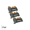 Compatible HP 64A Black -Toner 3 Pack (CC364A)