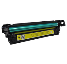 Compatible HP 504A Yellow -Toner  (CE252A)