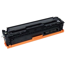 Compatible HP 305X Black -Toner  (CE410X)