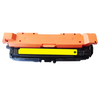 Compatible HP 307A Yellow -Toner  (CE742A)
