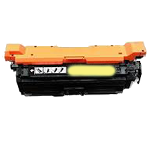 Compatible HP 201X Yellow High Yield Toner (CF402X)