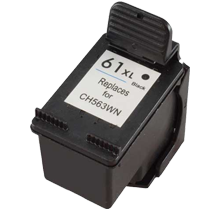 Compatible HP 61XL Black -Ink  (CH563WN)