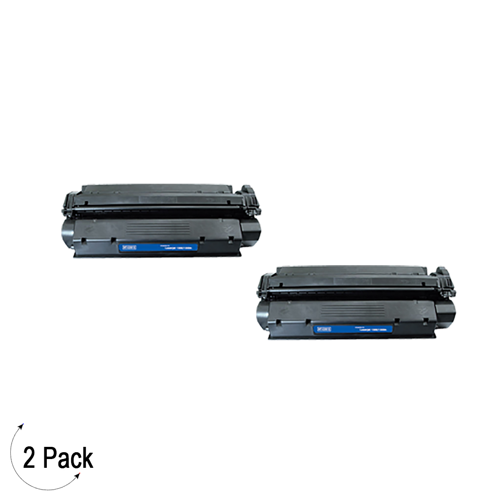 Compatible HP 13X Black -Toner 2 Pack (Q2613X)