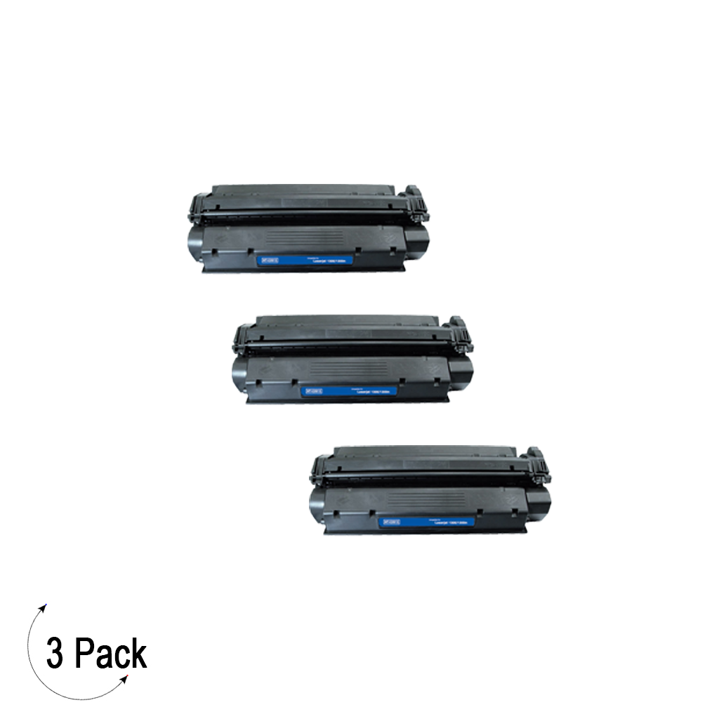 Compatible HP 13X Black -Toner 3 Pack (Q2613X)