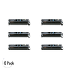 Compatible HP 122A Black -Toner 6 Pack (Q3960A)