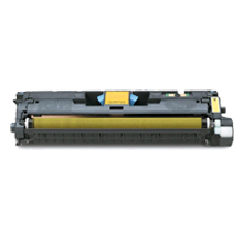 Compatible HP 122A Yellow -Toner  (Q3962A)