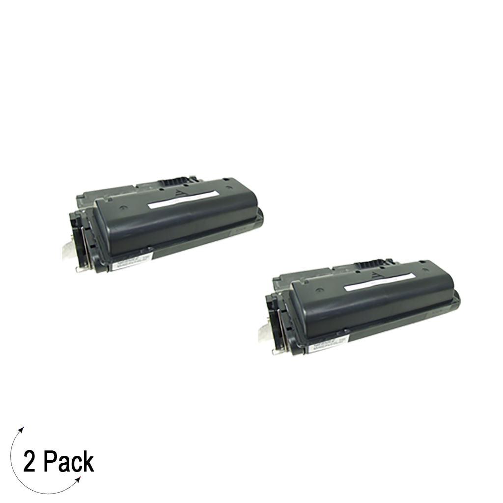 Compatible HP 42A Black -Toner 2 Pack (Q5942A)