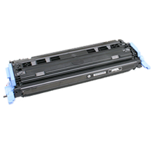 Compatible HP 124A Black -Toner  (Q6000A)