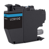 Compatible Brother LC3013C High Yield ink Cartridge Cyan