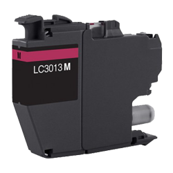 Compatible Brother LC3013M High Yield ink Cartridge Magenta