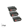 Compatible Lexmark S17 Black -Toner 3 Pack (1382925)