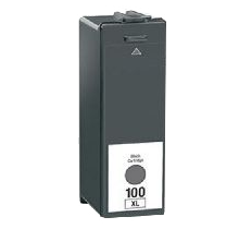 Compatible Lexmark 100 XL Black -Ink  (100XLBK)