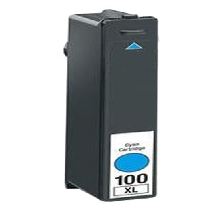 Compatible Lexmark 100XL Cyan -Ink  (100XLC)