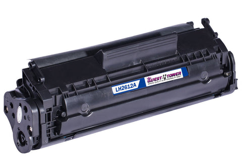 Compatible HP 12A Black -Toner  (Q2612A)
