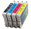 Epson T060 BK/C/M/Y SET -Ink Compatible 4 Pack
