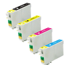 Compatible Epson T124 BK/C/M/Y -Ink  Single pack