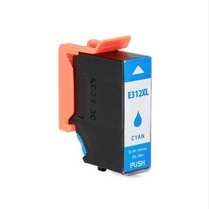 Compatible Epson T312XL220 Cyan High Yield Ink/Inkjet Cartridge