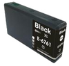 Compatible Epson T676XL120 Black -Ink  Single pack