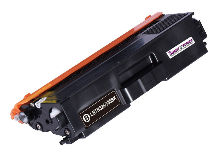 Compatible Brother TN 336 Black -Toner
