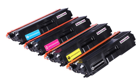 Compatible Brother TN 315 Set  Toner (Black/Cyan/Magenta/Yellow)