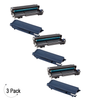 Compatible Brother TN580 DR 520 Toner & Drum Combo 3 Pack