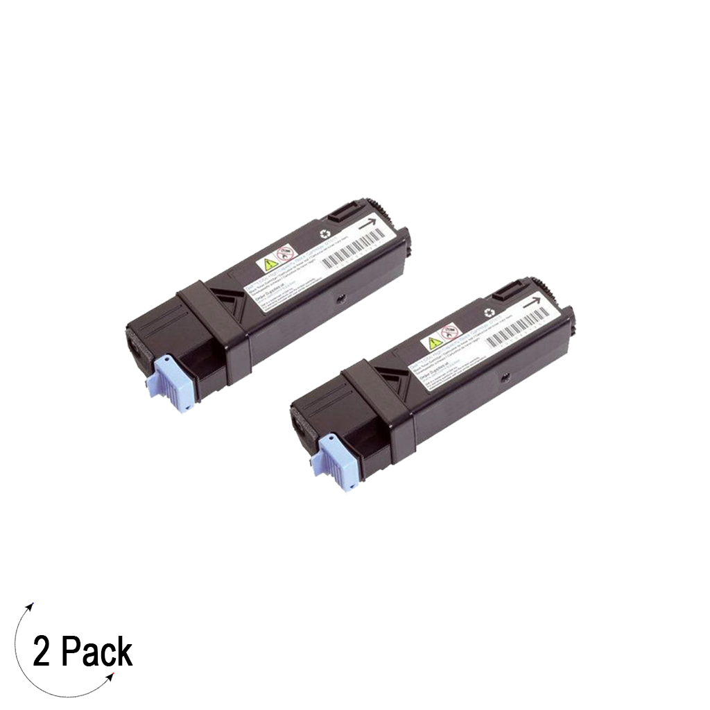 Compatible Xerox 106R01594 Cyan -Toner 2 Pack (106R01594)