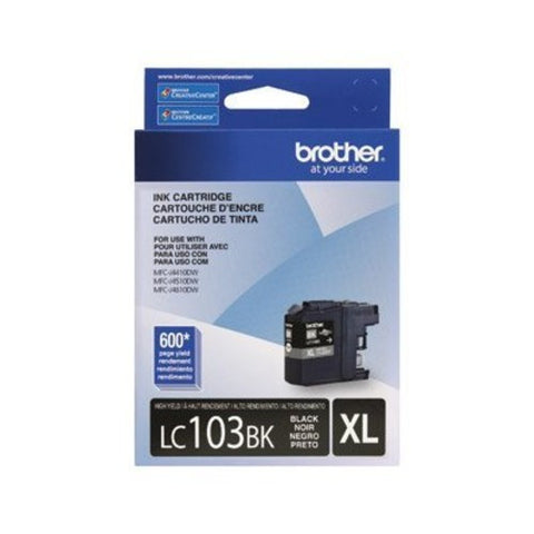 Brother LC 103 Black -original Ink