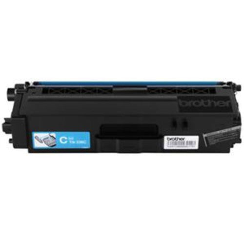 Brother TN 336 Cyan -OEM Original Toner Cartridge