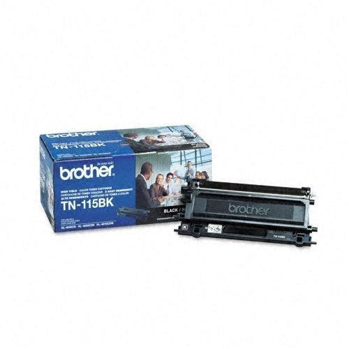 Brother TN 115 Black -original Toner