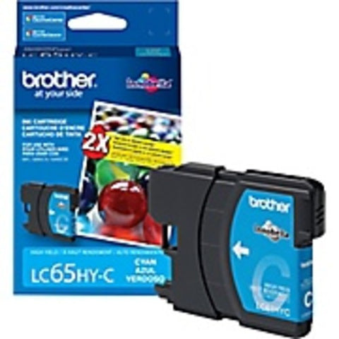 Brother LC 65C Cyan -original Ink