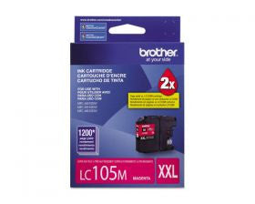 Brother LC 105 Magenta -original Ink