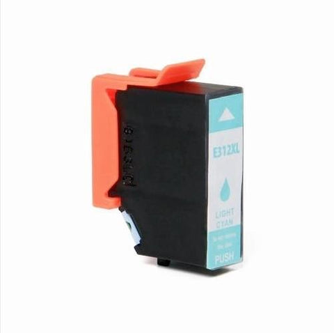 Compatible Epson T312XL520 Light Cyan High Yield Ink/Inkjet Cartridge