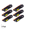 Compatible Brother TN 336 Yellow Toner 6 Pack