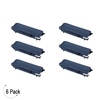 Compatible Brother TN 580 Toner 6 Pack