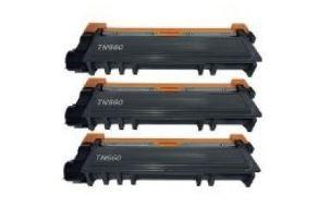 Compatible Brother TN 660 Black Toner Cartridge High Yield Version of TN630