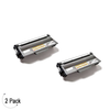 Compatible Brother TN 720 Toner 2 Pack
