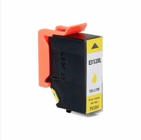 Compatible Epson T312XL420 Yellow High Yield Ink/Inkjet Cartridge