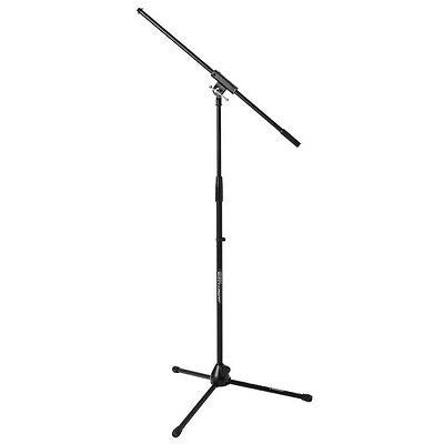 Jam Stands JS-MCFB100 Tripod Microphone Stand with Fixed Length Boom