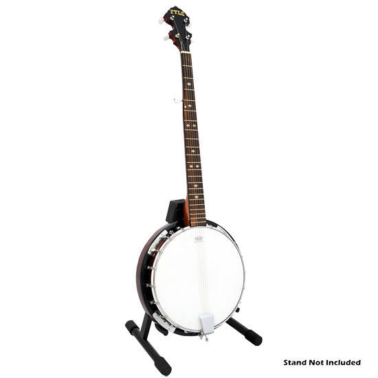 Pyle PBJ60  5 String Banjo With Chrome Plated Hardware