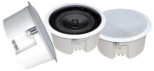 Pyle PDPC8T In-Ceiling Enclosed Speaker System w/ 70V Transformer ( single)