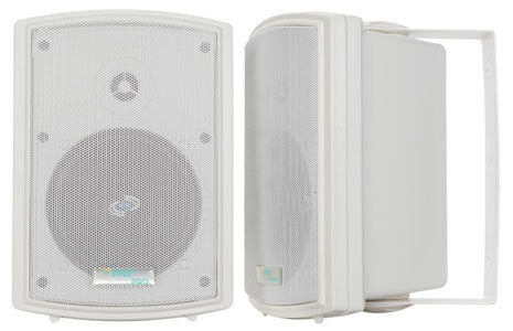 Pyle Home PDWR53 5.25-Inch Indoor/Outdoor Waterproof Speakers (Pair)