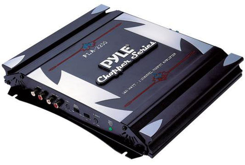 Pyle PLA2200 2 Channel 1400-watt Bridgeable Mosfet Car Amplifier