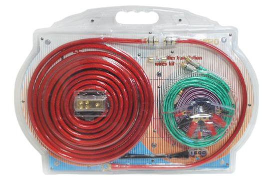 Pyle PLAM20 4 Gauge Amplifier Installation Kit