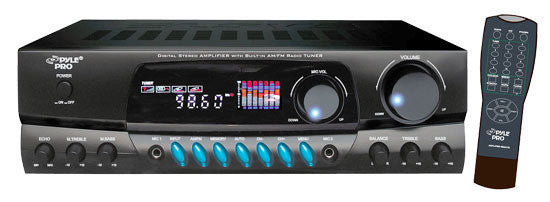 Pyle PT260A 200-watts Digital AM/FM Stereo Receiver